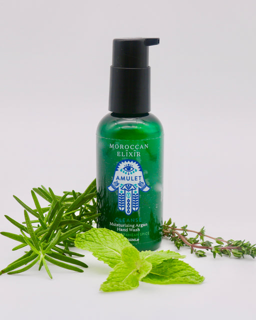 DEFEND  Moisturizing Argan Hand Sanitizer