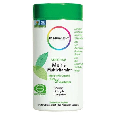 Certified Men's Multivitamin