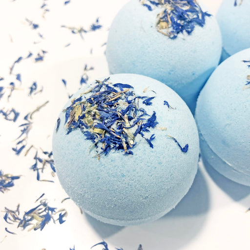 Egyptian Geranium Essential Oil Bath Bomb. (7oz)