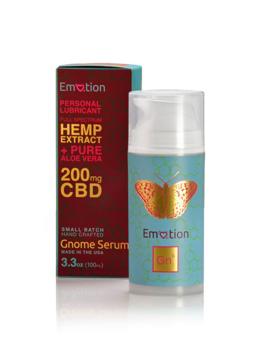 Emotion: Personal Lubricant with Hemp and Aloe
