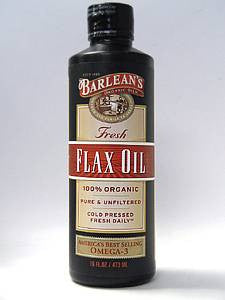 Fresh Flax Oil 16 oz