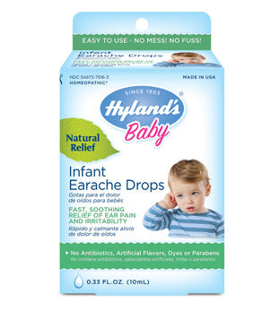 Hyland's Baby Infant Earache Drops