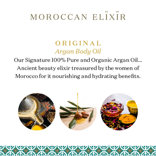ORIGINAL Pure Argan Body and Hair Oil