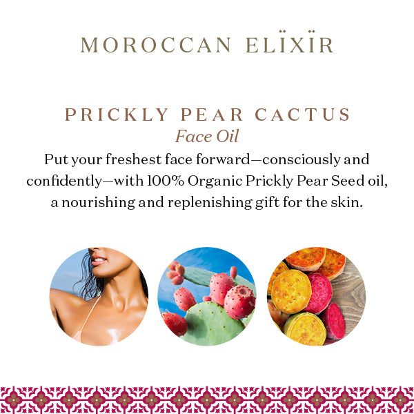 PRICKLY PEAR SEED CACTUS OIL