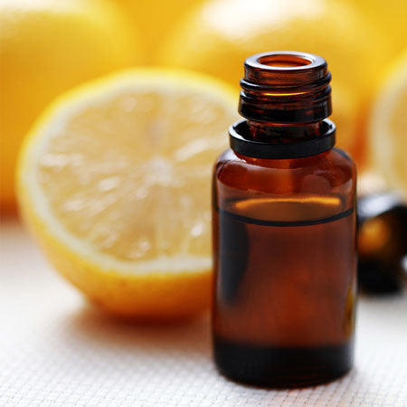 Lemon Essential Oil Organic (1 oz)