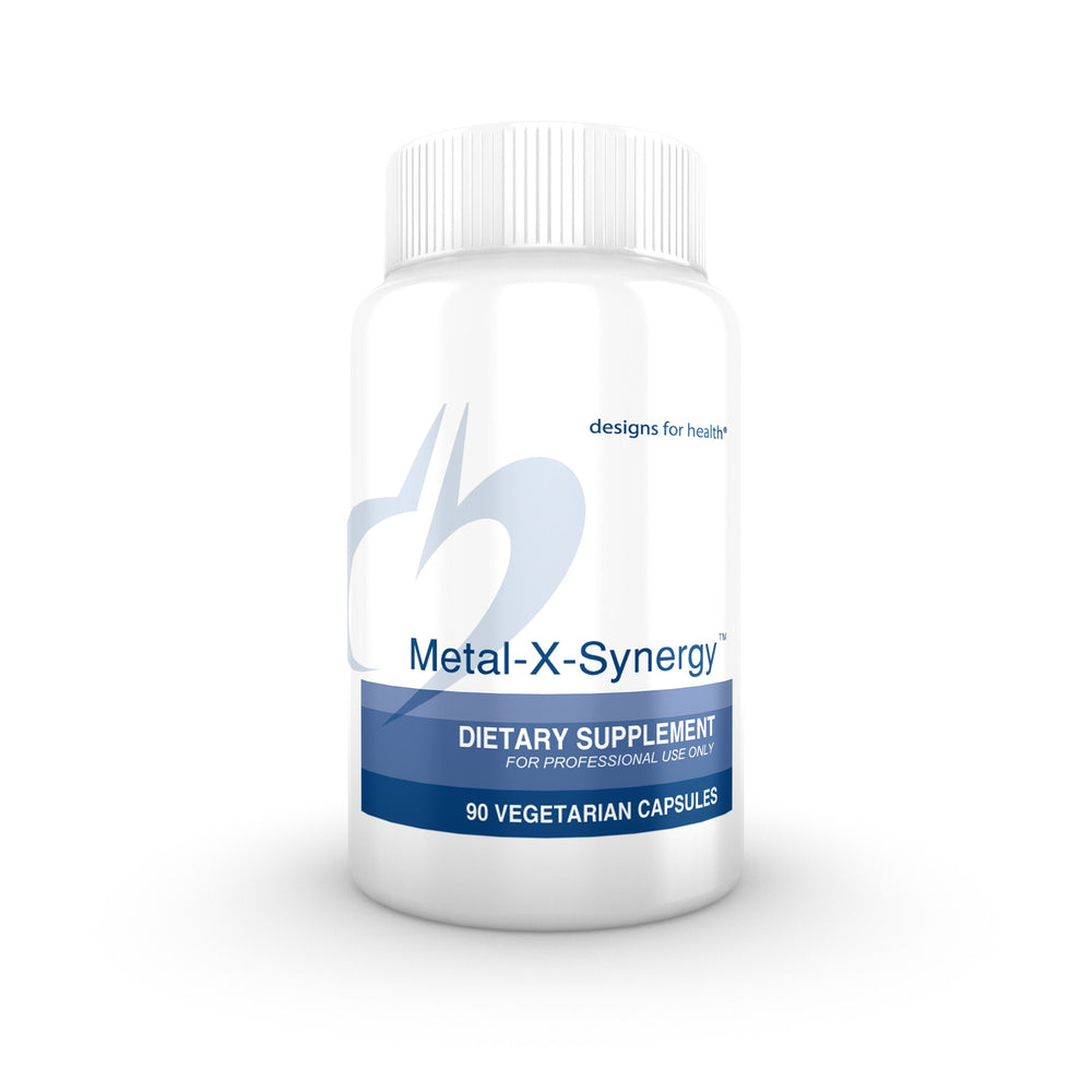 Metal-X-Synergy™ 90 vegetarian capsules