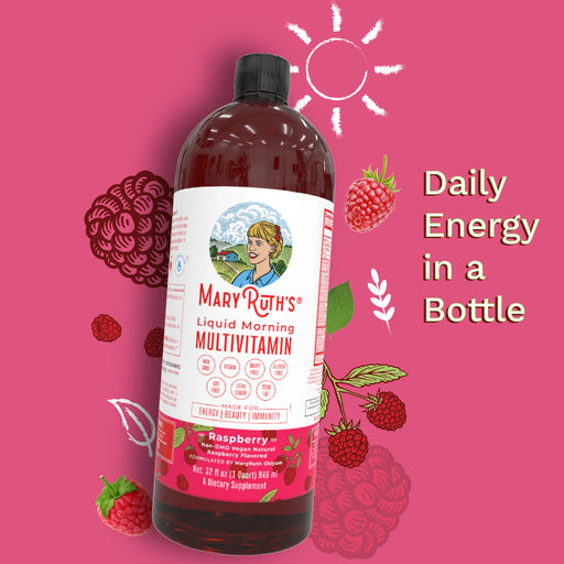 ORGANIC LIQUID MORNING MULTIVITAMIN