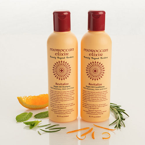 Revitalize Shampoo & Conditioner