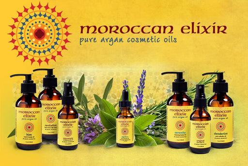 Moroccan Elixir Pure Argan OIl
