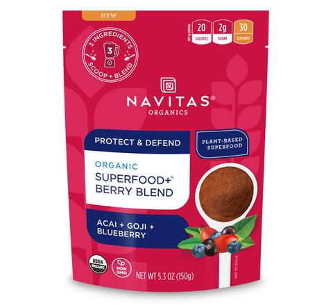 Superfood + Berry Blend
