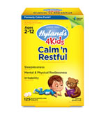 Calms Forte For Kids 125 tabs
