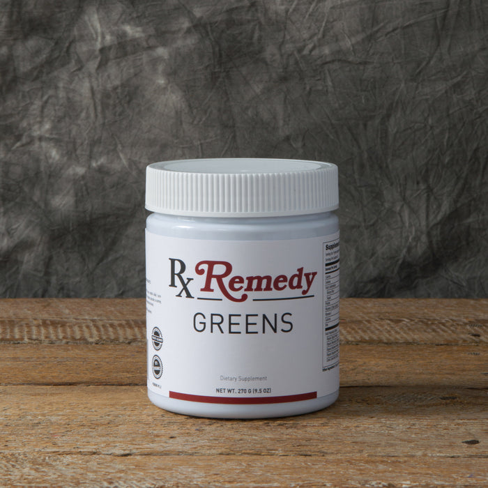 RxStar Remedy GREENS