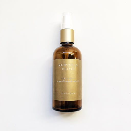 ORIGINAL Pure Argan Oil - Moroccan Elixir Pure Argan Oil
