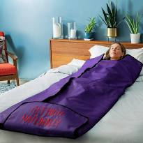 Infrared Sauna Blanket by Higher Dose