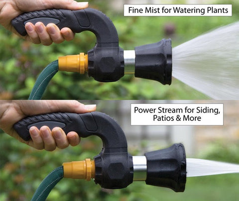 Mighty Blaster - #1 Best Selling Hose Nozzle