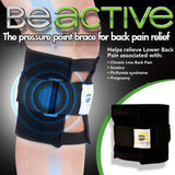 Be Active Brace - #1 Solution to Sciatic Back Pain
