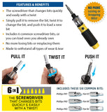 Bit 360 Screwdriver - #1 High Performance Screwdriver