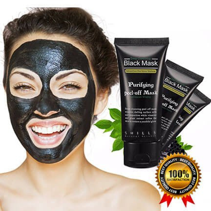 Perfect Black Mask- #1 Solution for Deep Cleansing Blackhead Remover