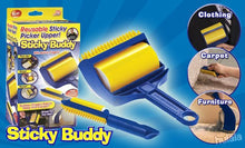 Sticky Buddy - #1 Solution to Remove Pet Hair!