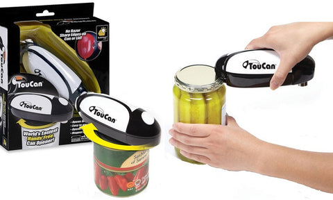 1-Touch Can Opener - #1 Kitchen Can Opener