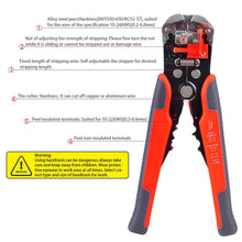 "8"" Self-Adjusting™ Wire Stripper"