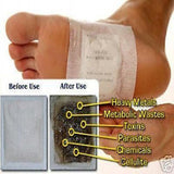 Kinoki Foot Pads - Cleanse Your Body of Toxins!