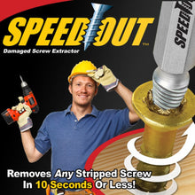 Speed Out - #1 Solution to Damaged Bolts & Screws