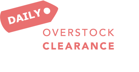 Daily Overstock Clearance
