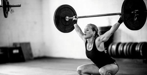 Snatch & Clean and Jerk  ¿Necesitan de Muñequeras?