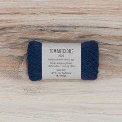 Temaricious fine thread blue purple P1