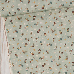 Country Home by COSMO Japanese fabric