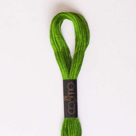 Embroidery Floss - Cotton Floss - Forest Green #327