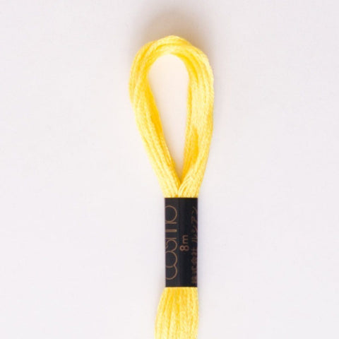 Embroidery Floss - Cotton Floss - Yellow #2299