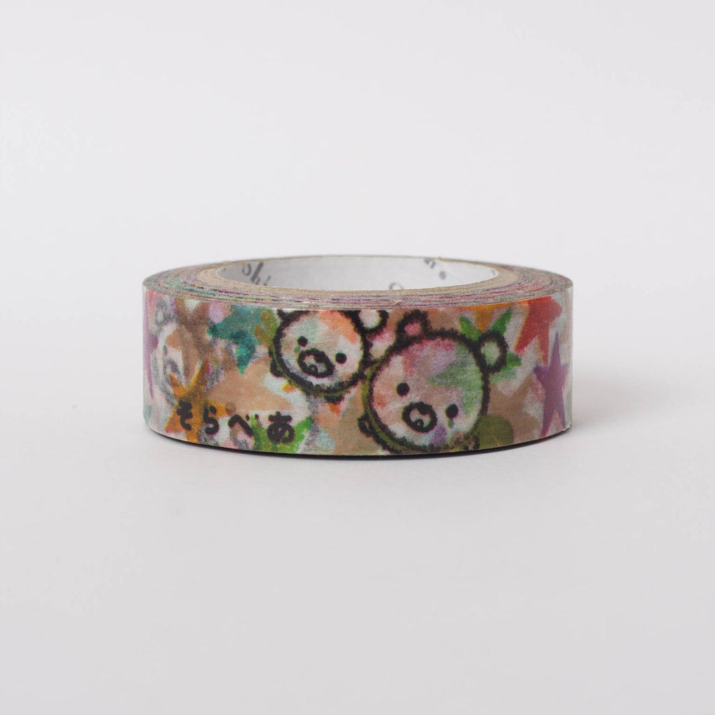 Japanese masking tape by Shinzi Katoh - Sorabear Starlight