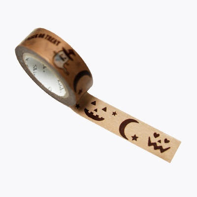 Japanese masking tape by Shinzi Katoh - Halloween
