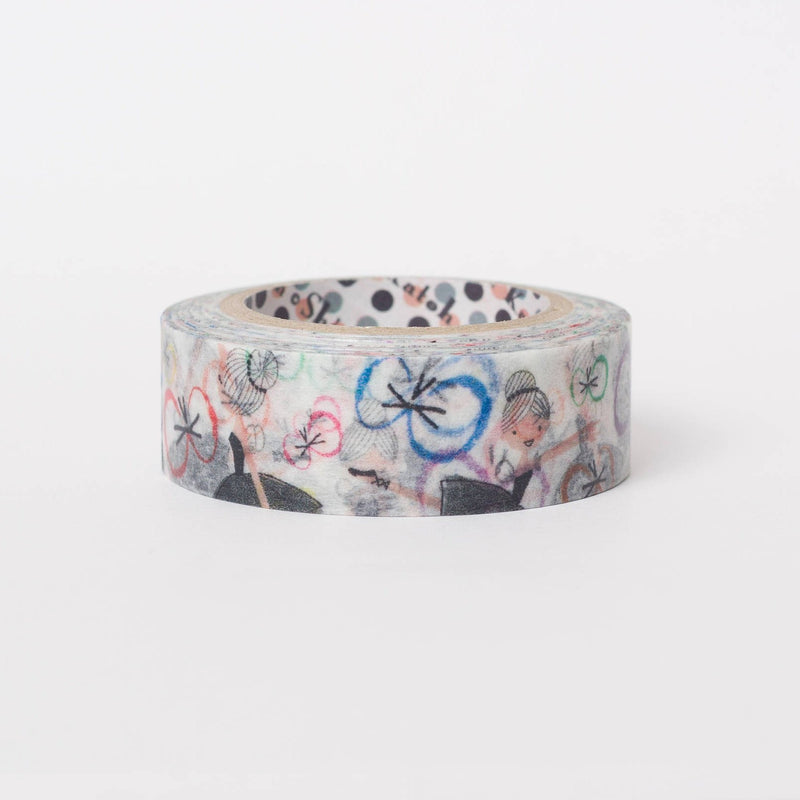 Japanese masking tape - washi tape by Shinzi Katoh
