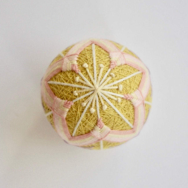 Temari Ball Kit - Flower