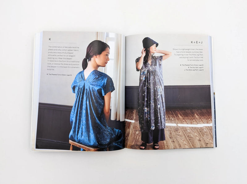 nani IRO Sewing Studio - 18 Timeless Patterns to Sew, Wear & Love