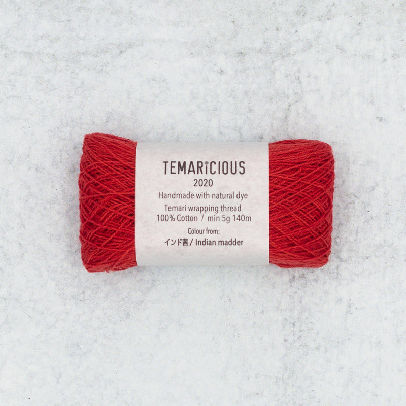 Temaricious embroidery thread R1