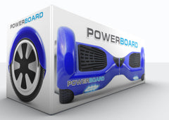UL 2272 Certified Safe - Powerboard® by HOVERBOARD® – Blue