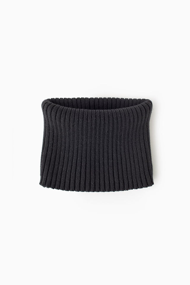Neck Scarf - Black
