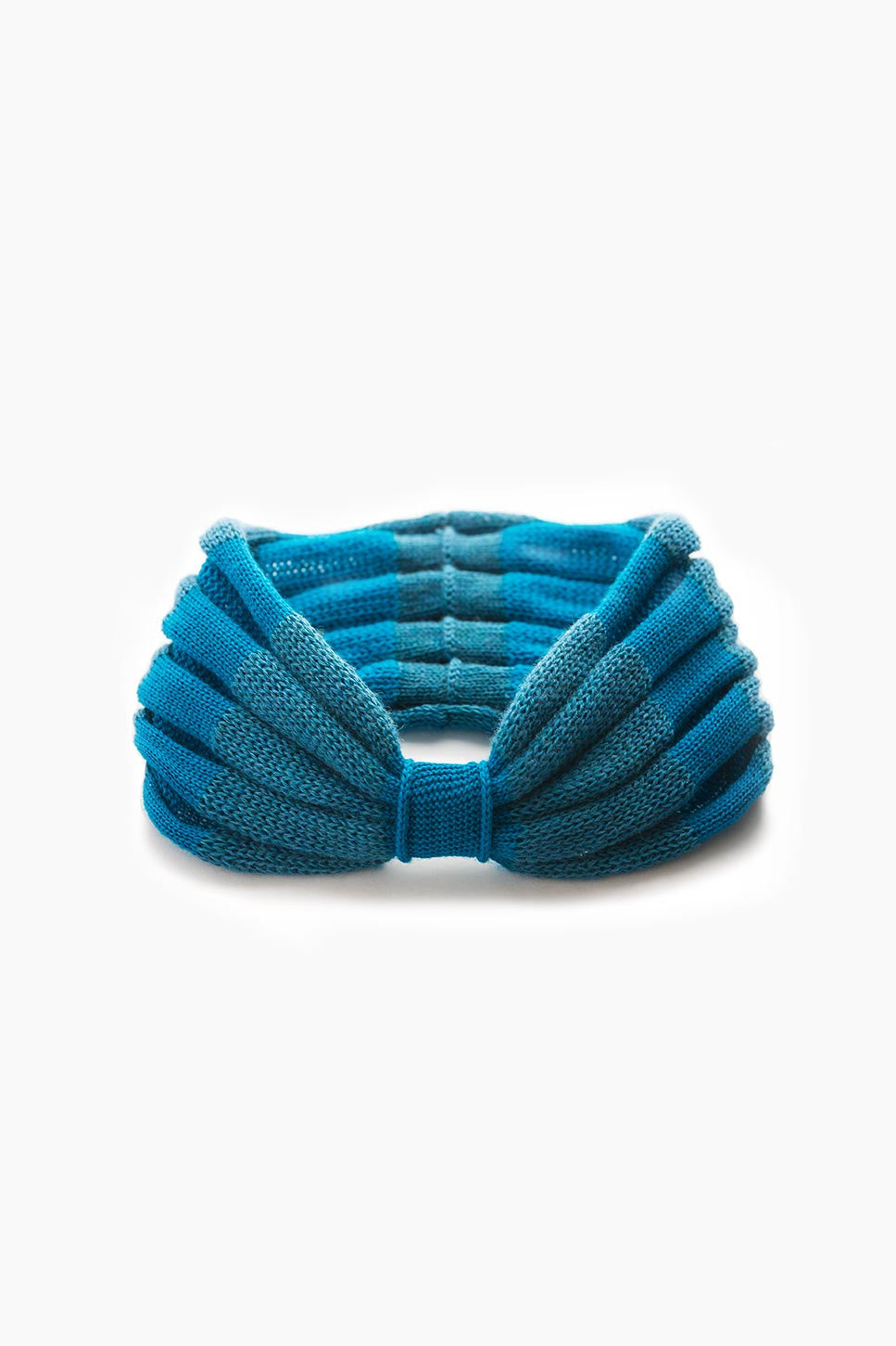Iris headband - Electric Blue & Teal