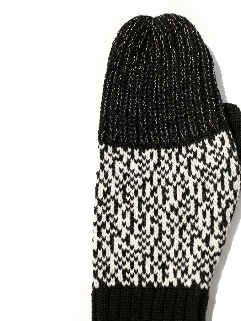 Tv grain mittens