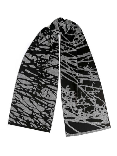 Painted Tree Scarf