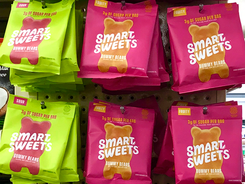 FIND SMARTSWEETS