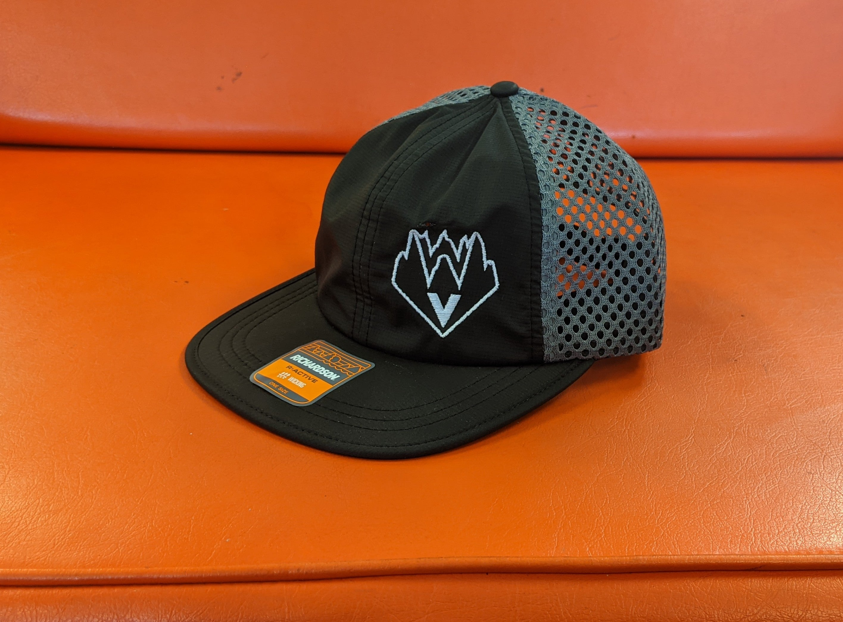 Willamette Valley Alchemy Trucker Hat with Embroidery
