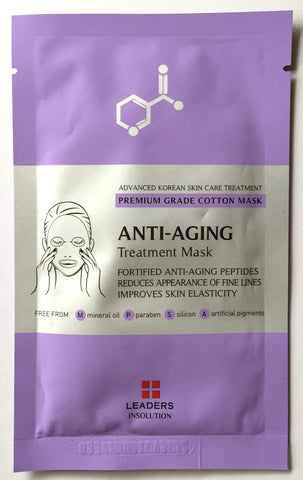 Leaders Anti-Aging Treatment Mask