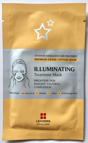 Leaders Illuminating Treatment Mask