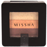 MISSHA TRIPLE EYE SHADOW  (VARIOUS)