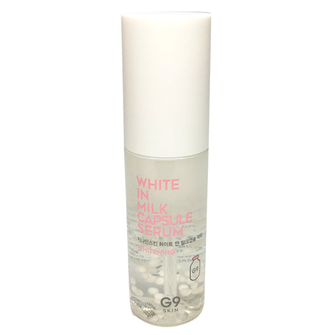 G9 WHITE IN MILK CAPSULE SERUM